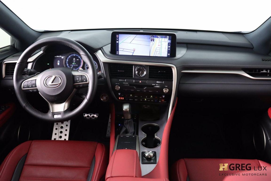 2020 Lexus RX RX 350 F SPORT Performance #49