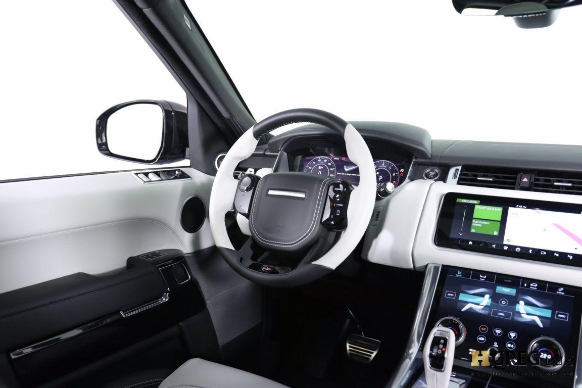 2021 Land Rover Range Rover Sport SVR #57