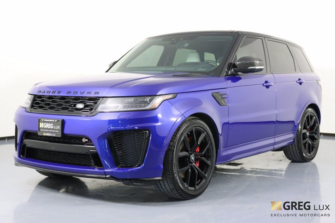 2021 Land Rover Range Rover Sport SVR #32