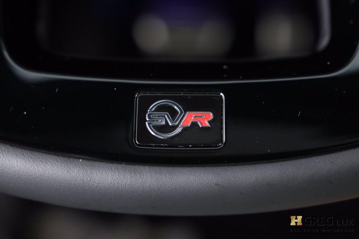 2021 Land Rover Range Rover Sport SVR #61