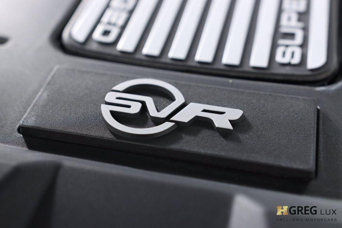 2021 Land Rover Range Rover Sport SVR #71