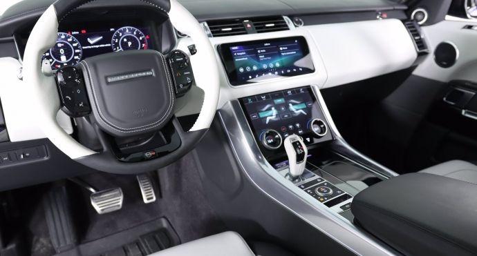 2021 Land Rover Range Rover Sport SVR #1