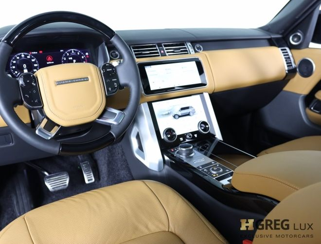 2021 Land Rover Range Rover Autobiography #1