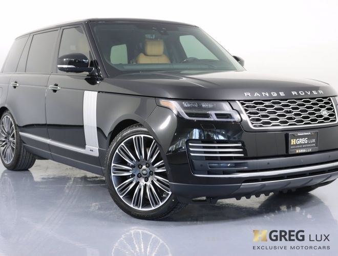 2021 Land Rover Range Rover Autobiography #0
