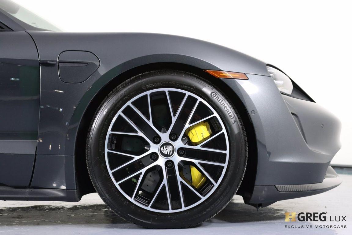 2020 Porsche Taycan Turbo S #11