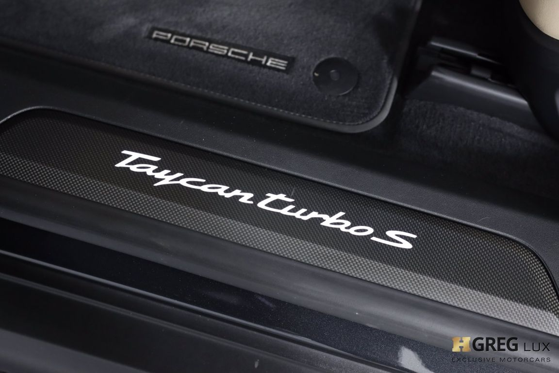 2020 Porsche Taycan Turbo S #47