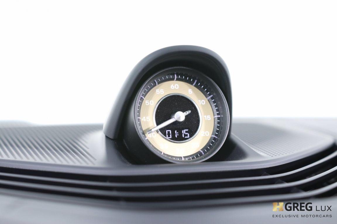 2020 Porsche Taycan Turbo S #53