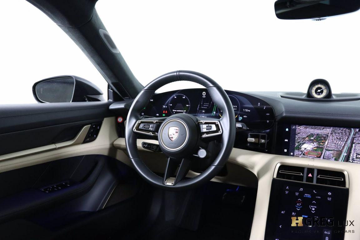 2020 Porsche Taycan Turbo S #55