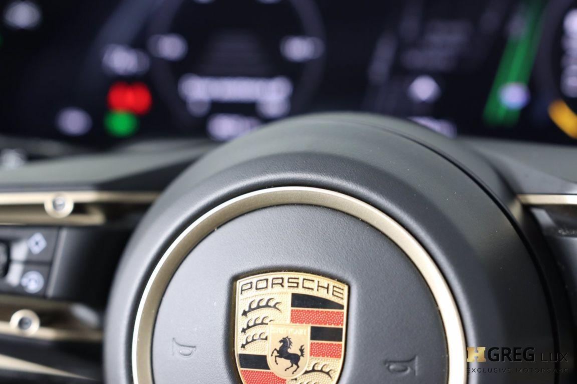 2020 Porsche Taycan Turbo S #60
