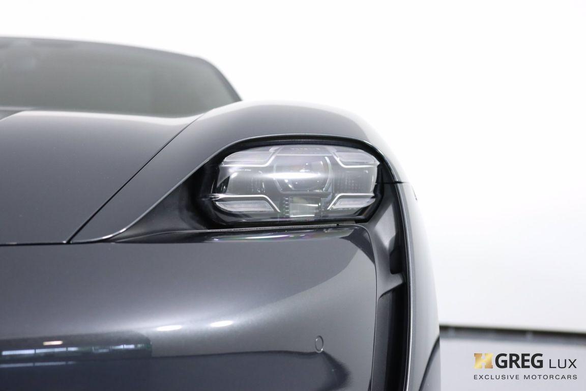 2020 Porsche Taycan Turbo S #5