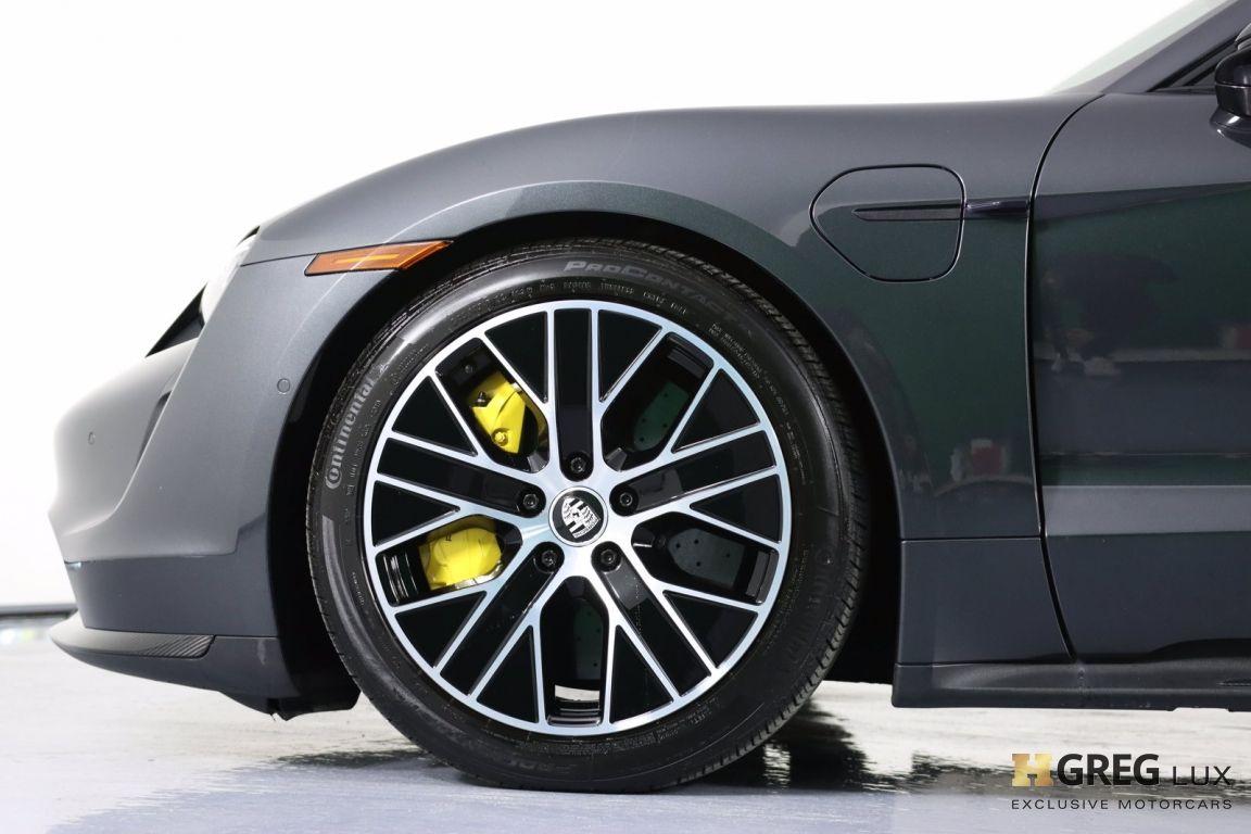 2020 Porsche Taycan Turbo S #26