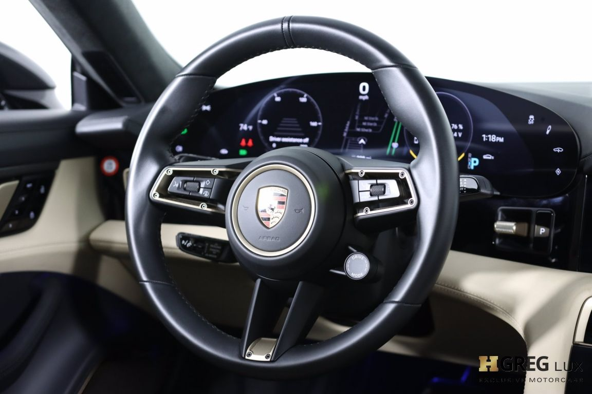 2020 Porsche Taycan Turbo S #56