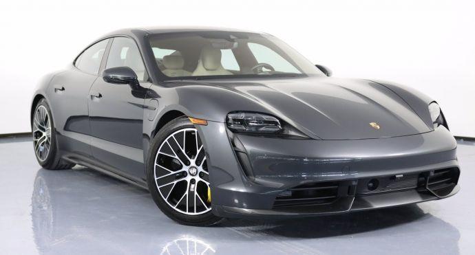 2020 Porsche Taycan Turbo S #0