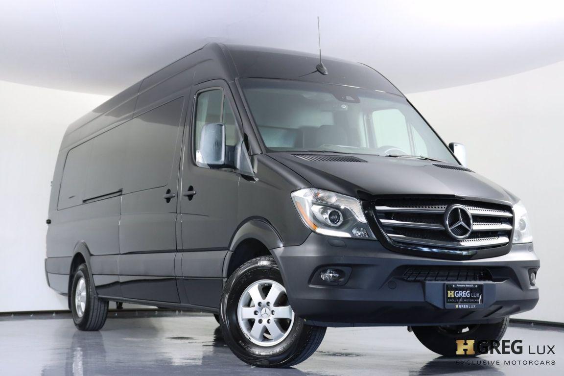 2017 Mercedes Benz Sprinter Cargo Van  #27