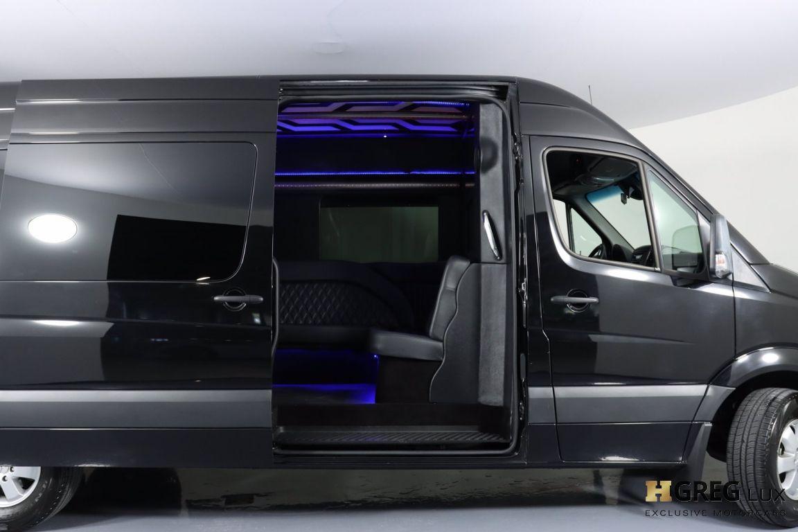 2017 Mercedes Benz Sprinter Cargo Van  #5