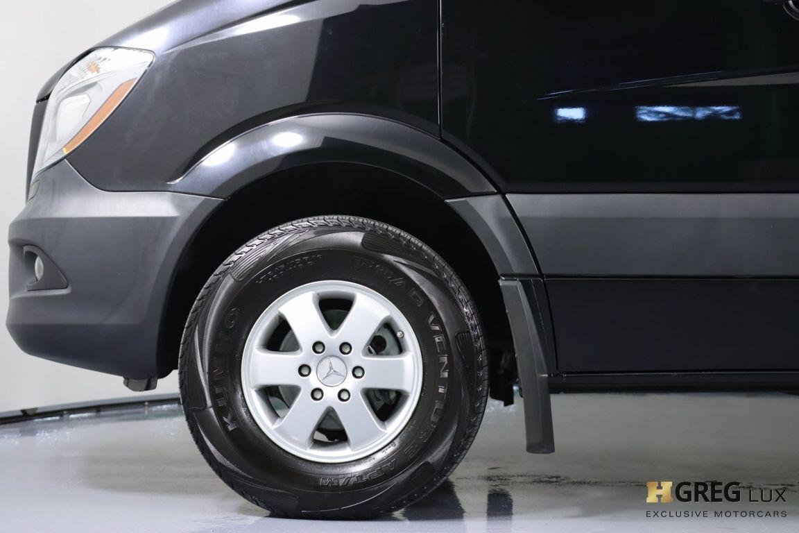 2017 Mercedes Benz Sprinter Cargo Van  #17