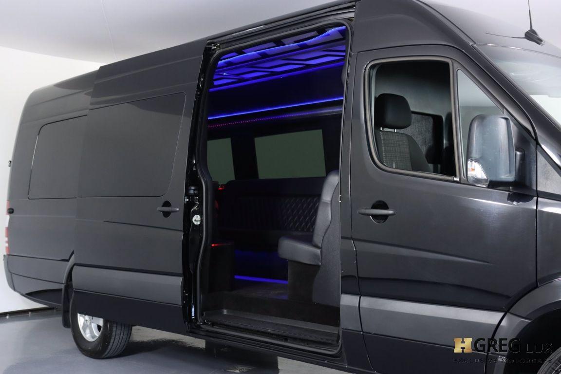2017 Mercedes Benz Sprinter Cargo Van  #4