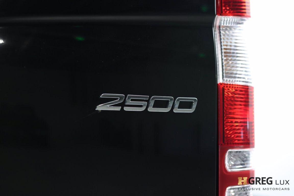 2017 Mercedes Benz Sprinter Cargo Van  #23