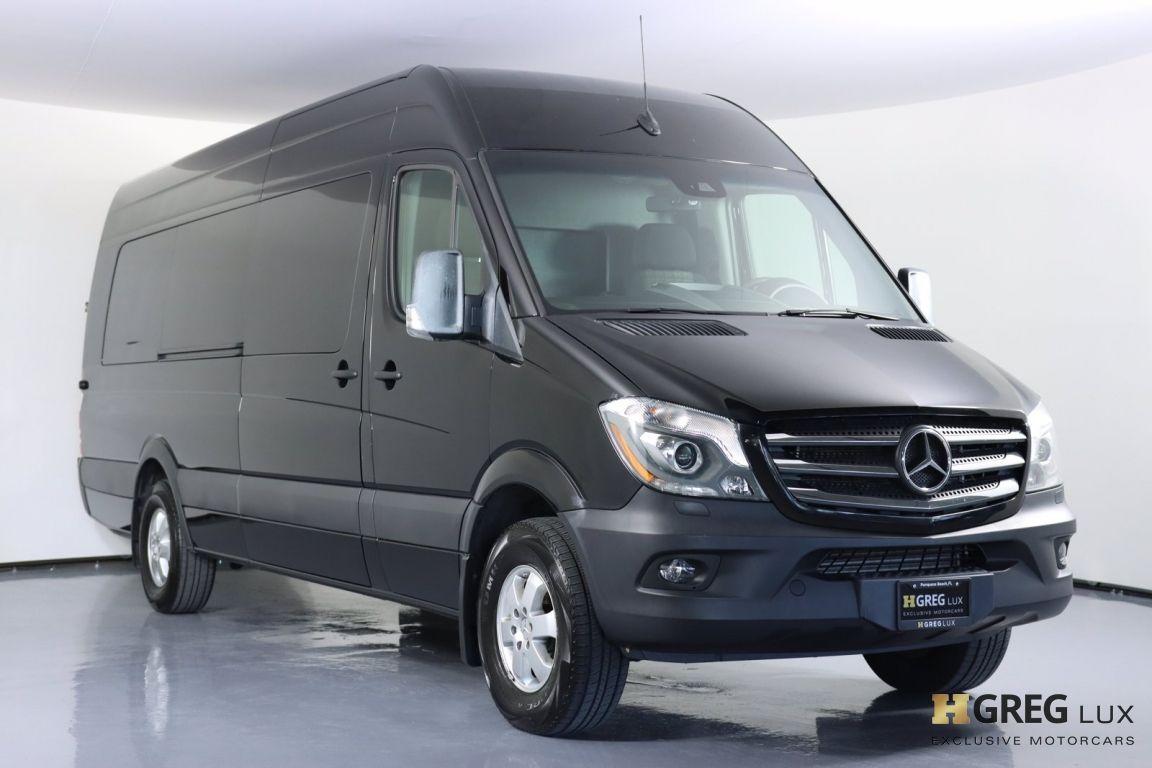 2017 Mercedes Benz Sprinter Cargo Van  #10
