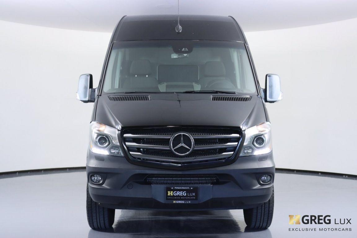 2017 Mercedes Benz Sprinter Cargo Van  #6