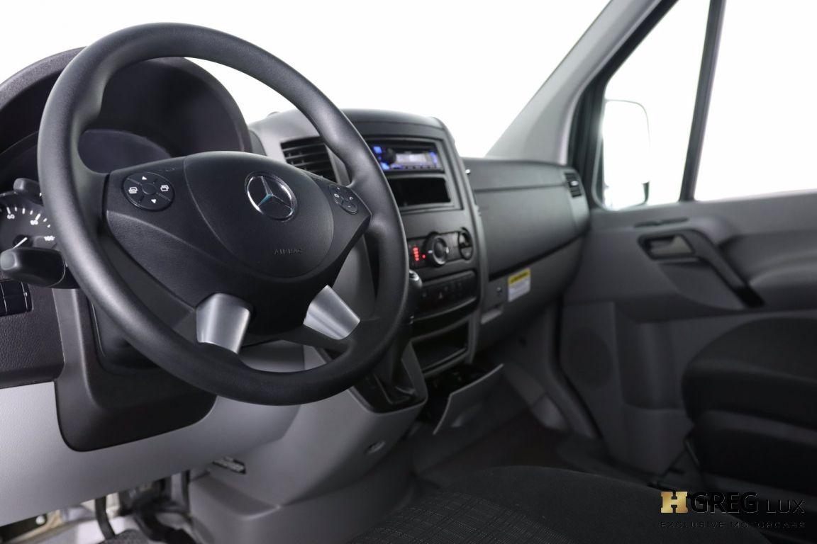 2017 Mercedes Benz Sprinter Cargo Van  #1