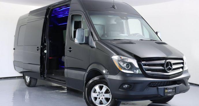 2017 Mercedes Benz Sprinter Cargo Van  #0