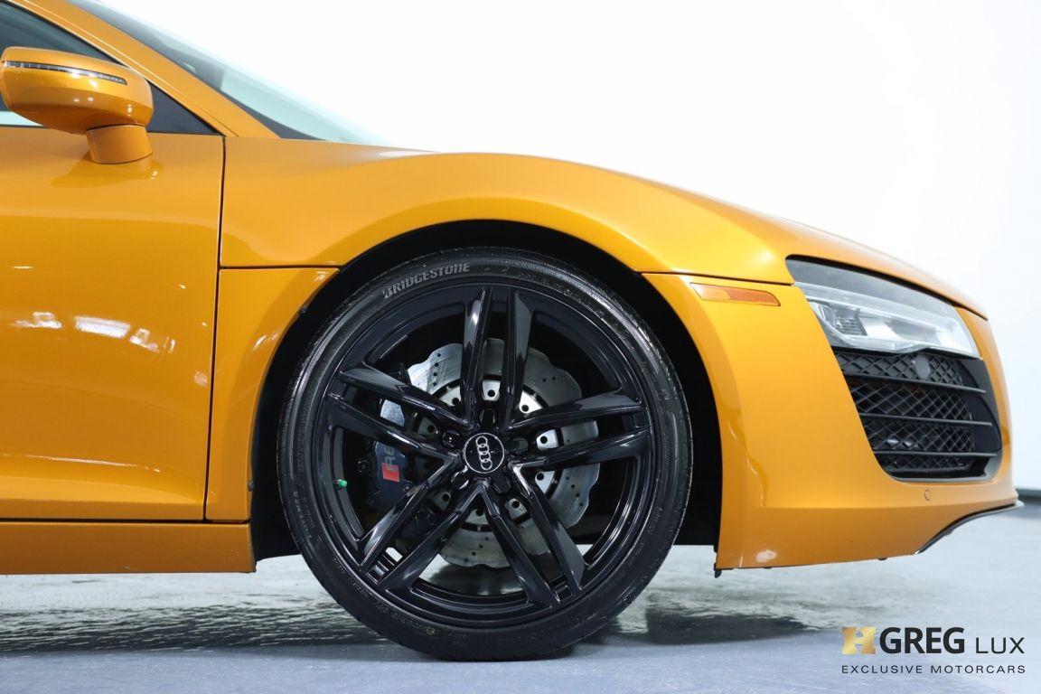 2014 Audi R8 V8 #11