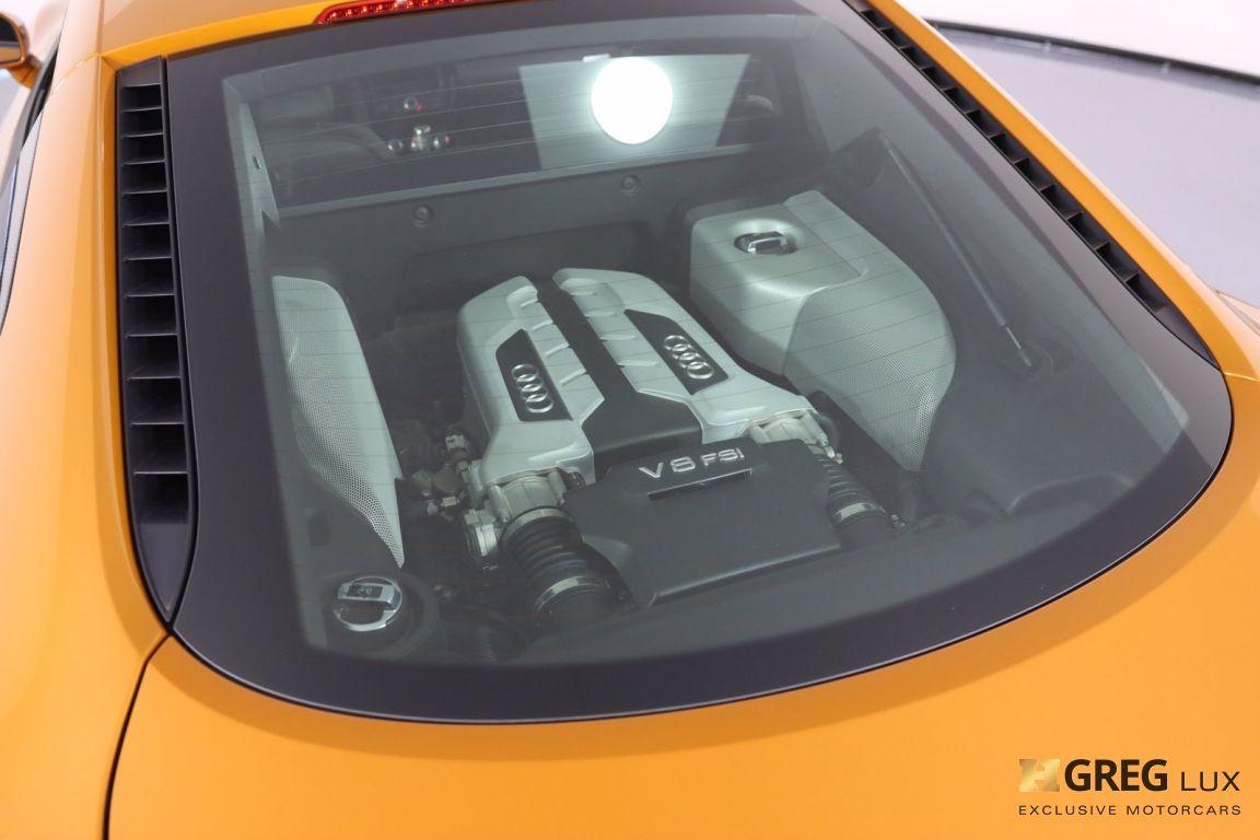 2014 Audi R8 V8 #25