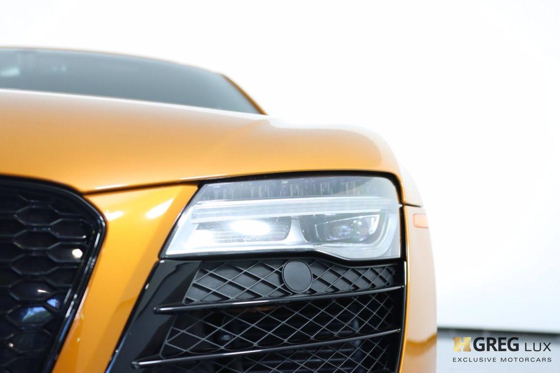 2014 Audi R8 V8 #5