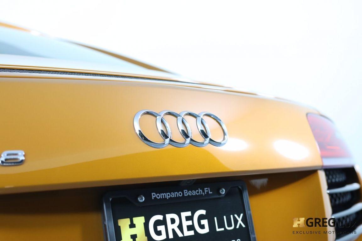 2014 Audi R8 V8 #24