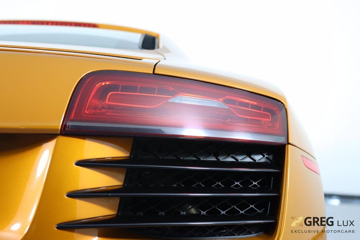 2014 Audi R8 V8 #22