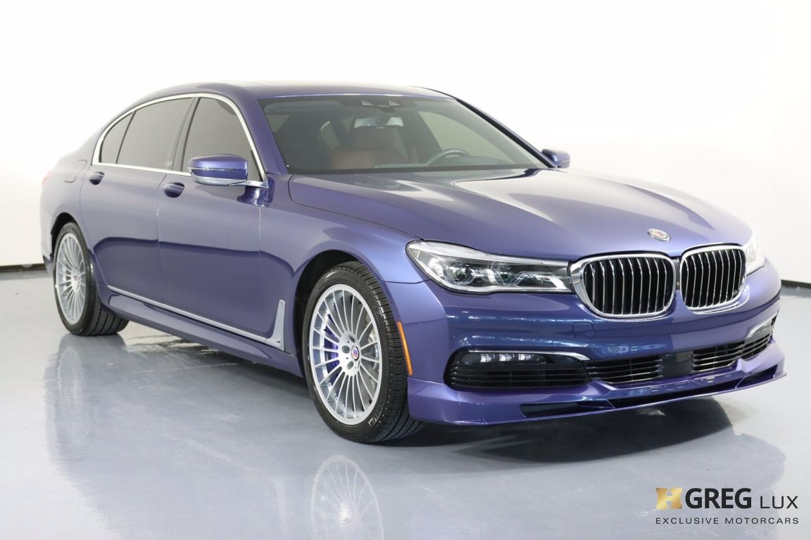 2018 BMW 7 Series 750i xDrive #10