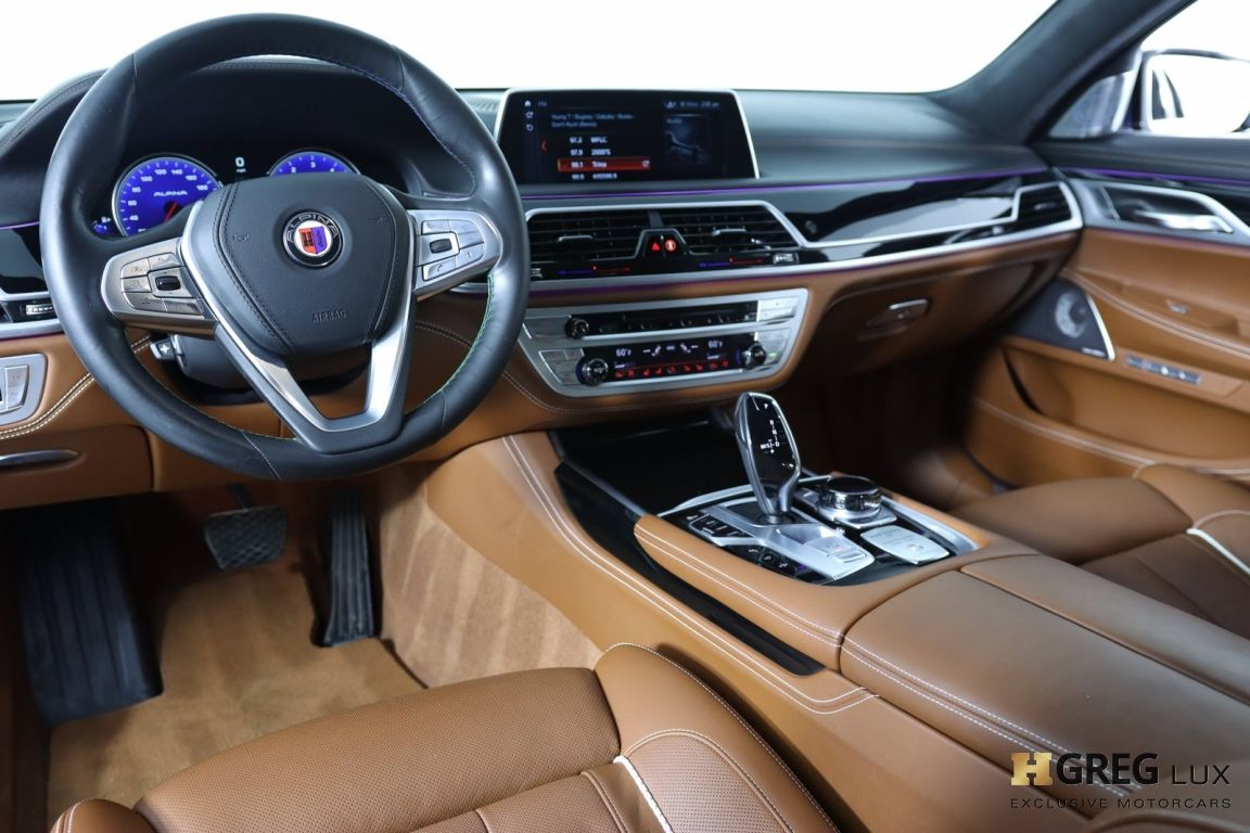 2018 BMW 7 Series 750i xDrive #1