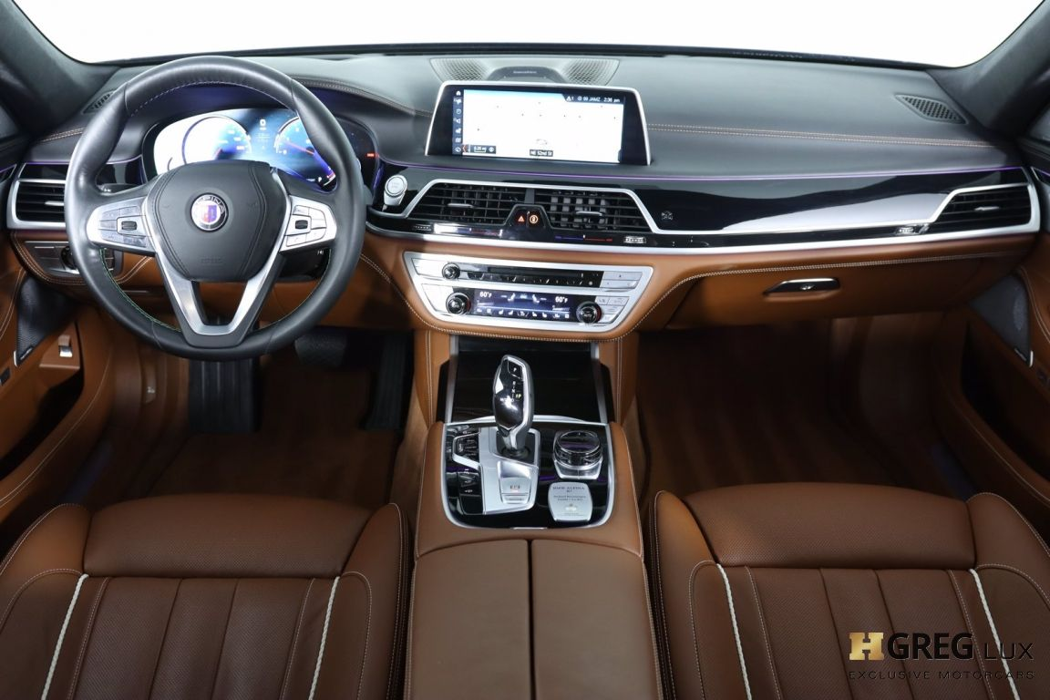 2018 BMW 7 Series 750i xDrive #35