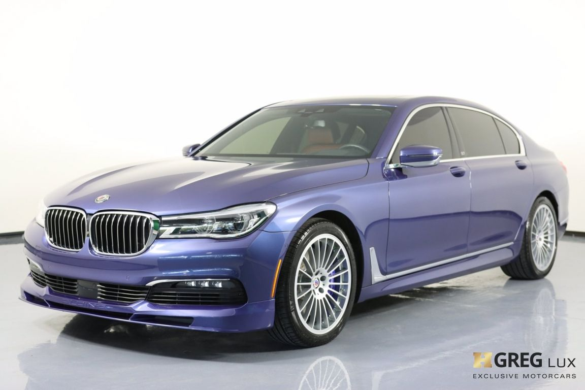 2018 BMW 7 Series 750i xDrive #33