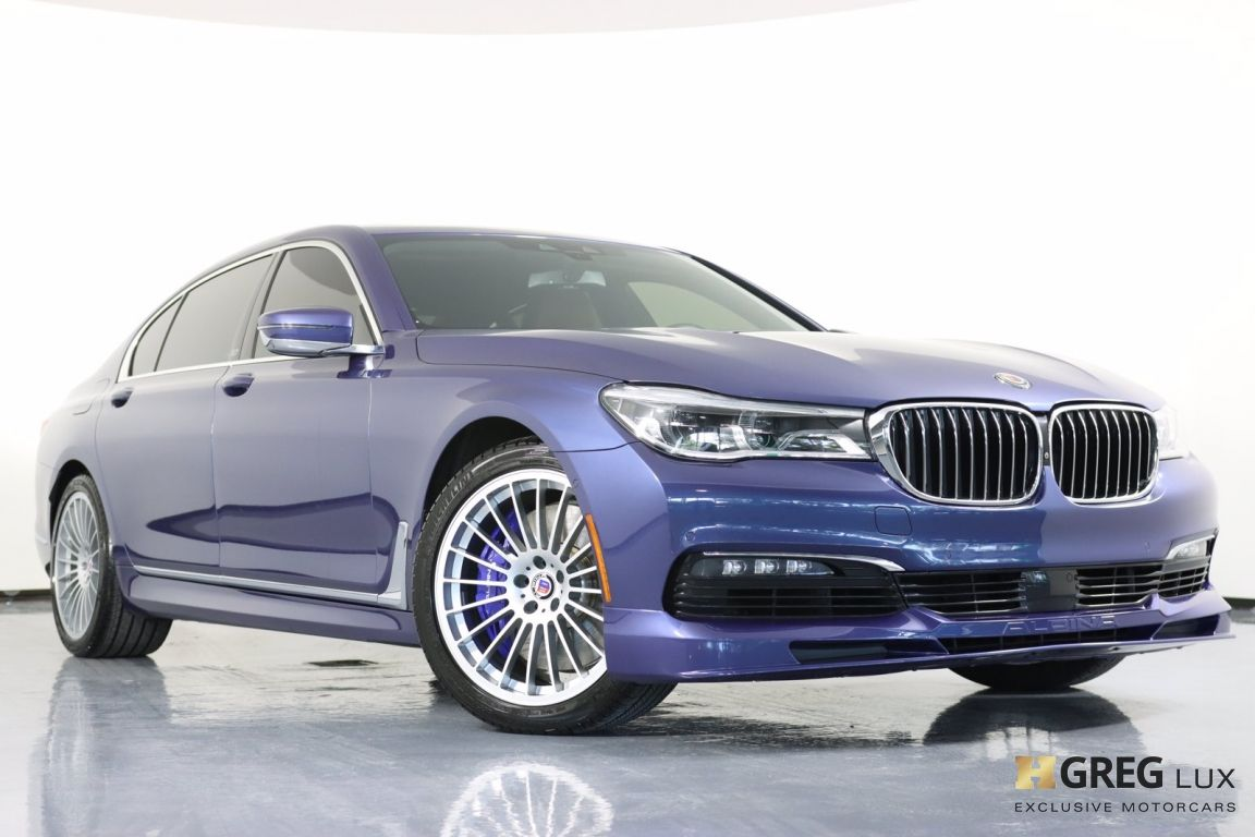 2018 BMW 7 Series 750i xDrive #34