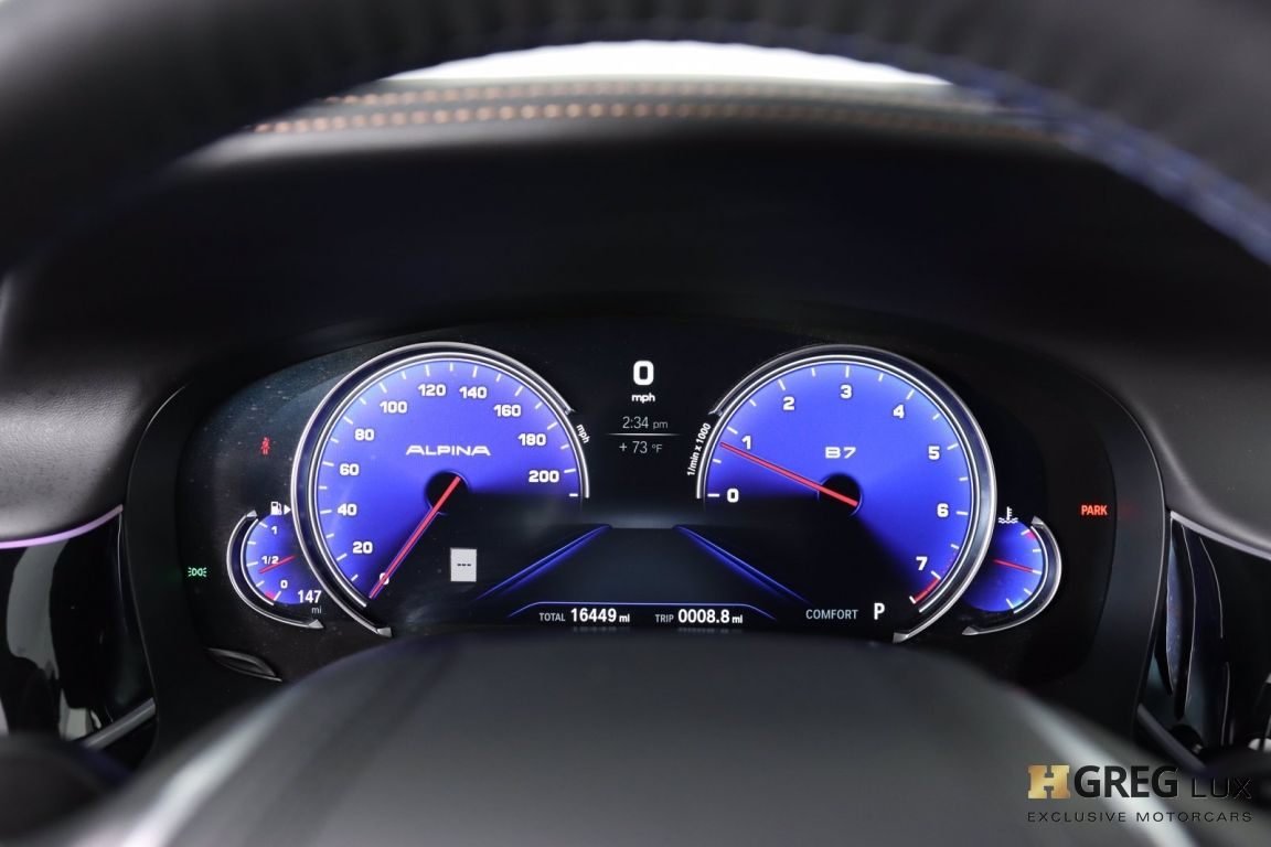2018 BMW 7 Series 750i xDrive #61