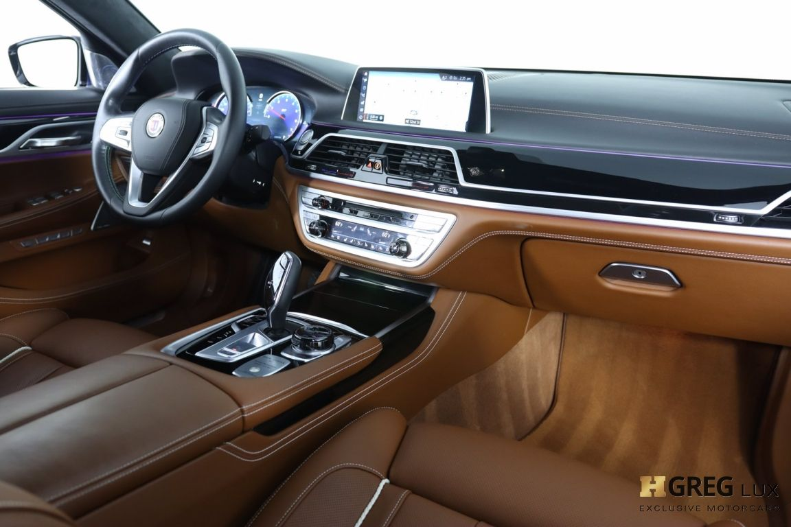 2018 BMW 7 Series 750i xDrive #65