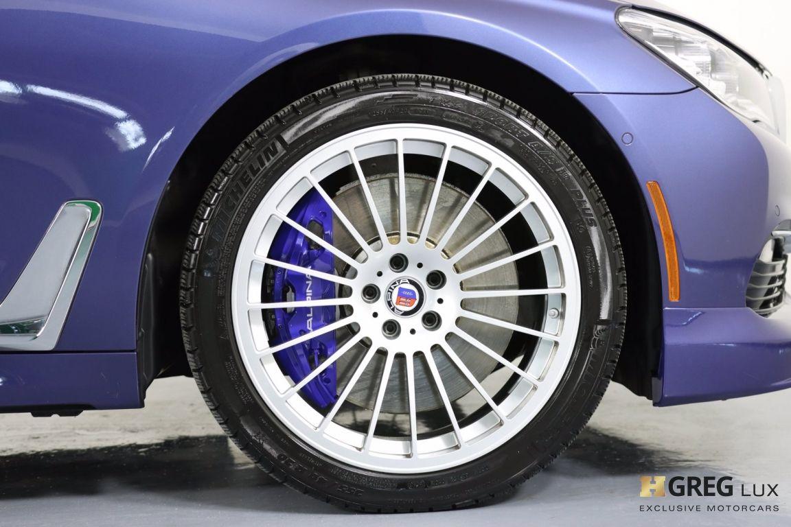 2018 BMW 7 Series 750i xDrive #13