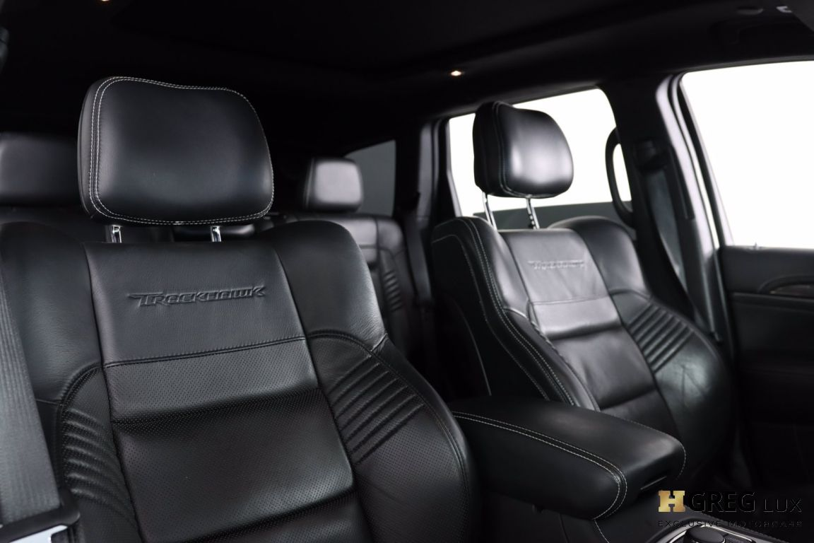 2018 Jeep Grand Cherokee Trackhawk #33