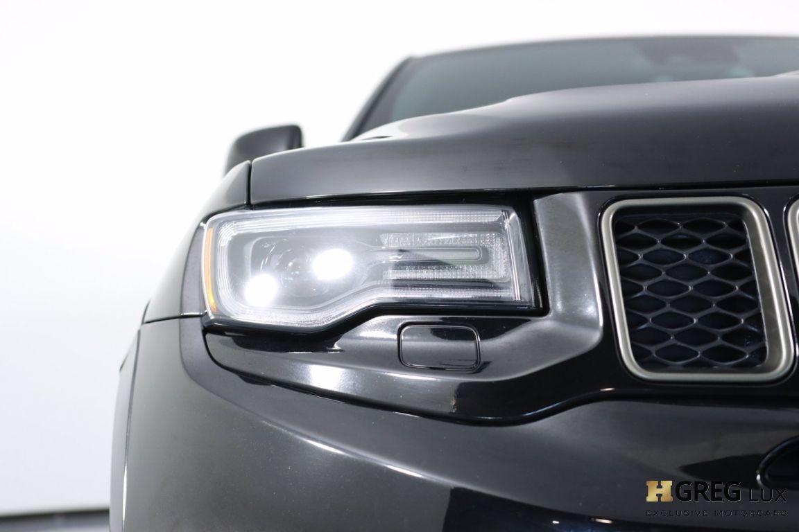 2018 Jeep Grand Cherokee Trackhawk #4