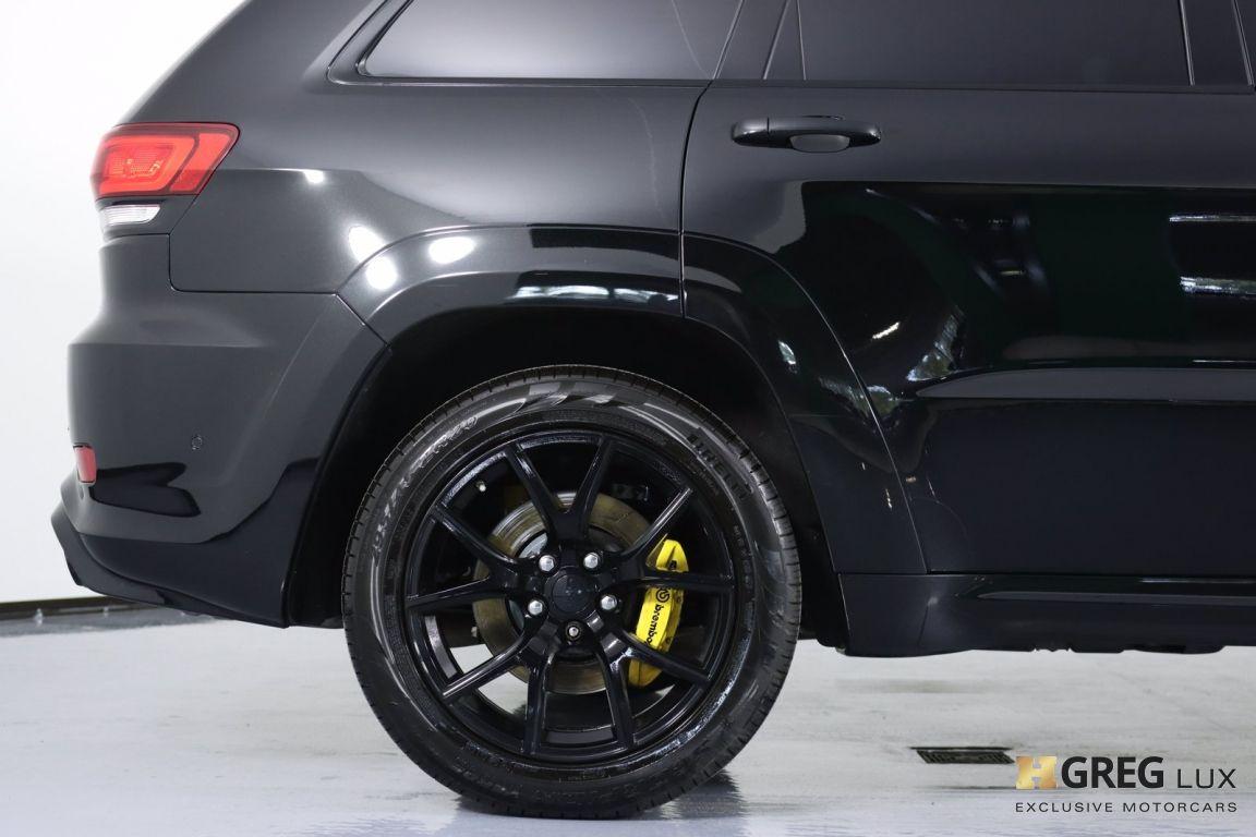 2018 Jeep Grand Cherokee Trackhawk #15