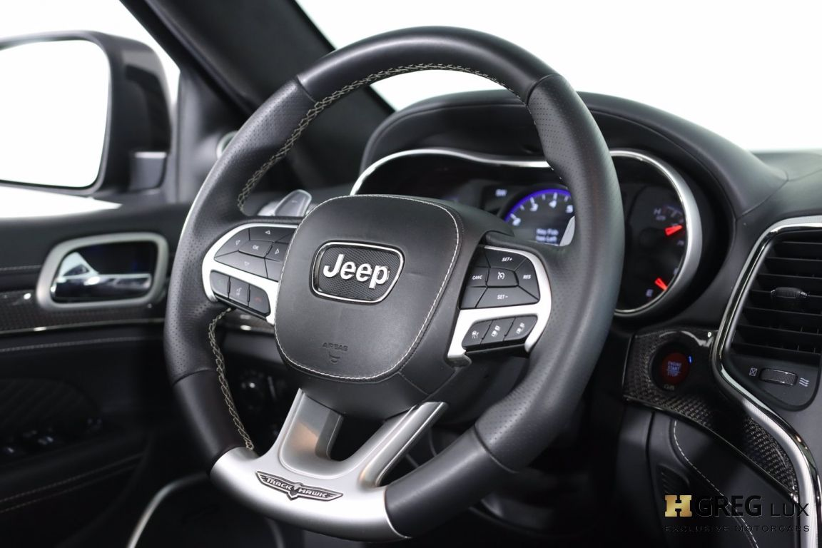 2018 Jeep Grand Cherokee Trackhawk #52