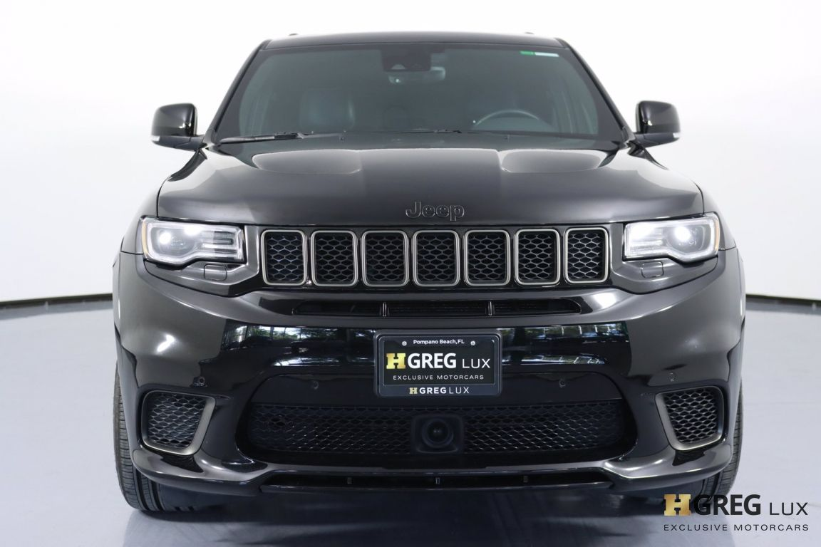 2018 Jeep Grand Cherokee Trackhawk #3