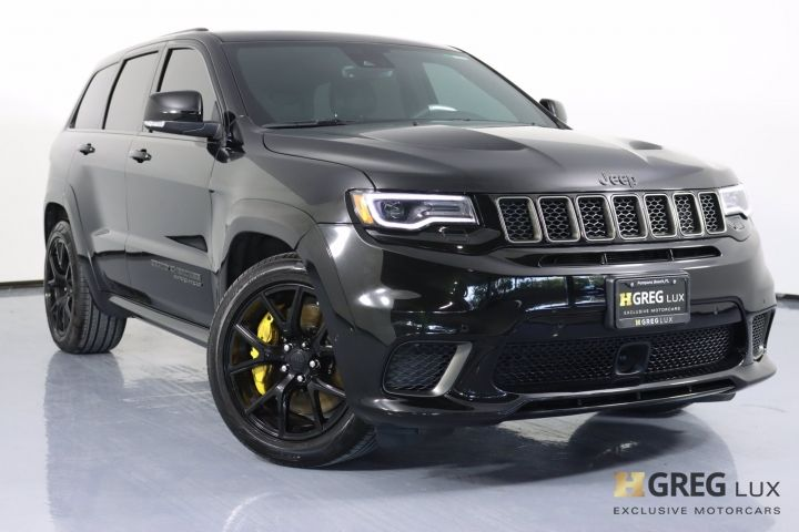 2018 Jeep Grand Cherokee Trackhawk #0