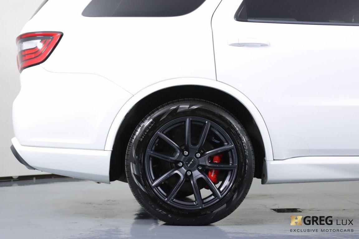 2018 Dodge Durango SRT #14