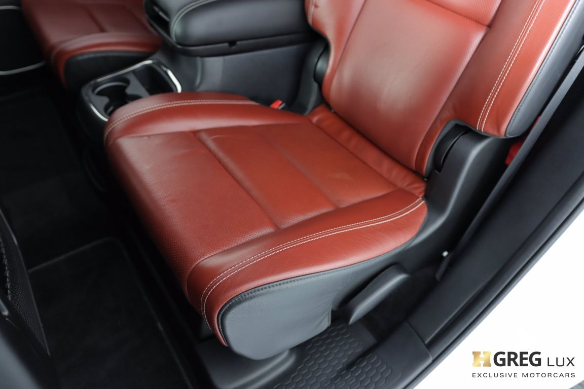 2018 Dodge Durango SRT #34
