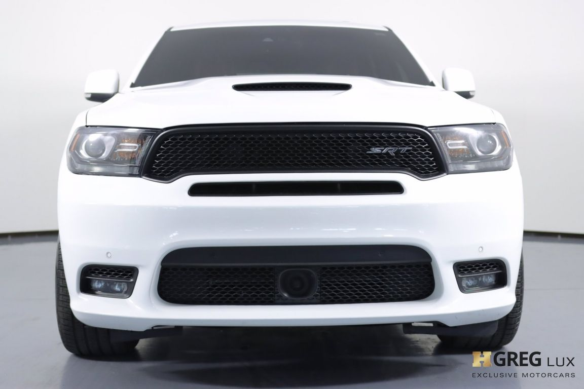 2018 Dodge Durango SRT #3