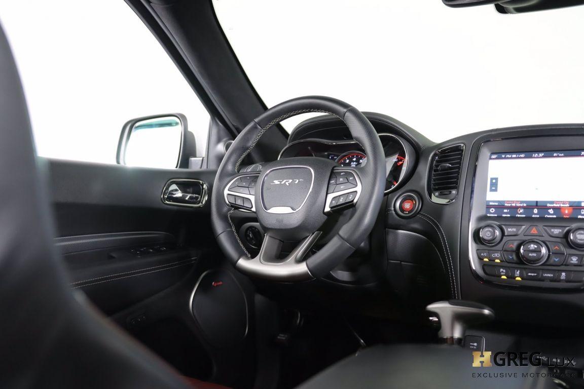 2018 Dodge Durango SRT #49
