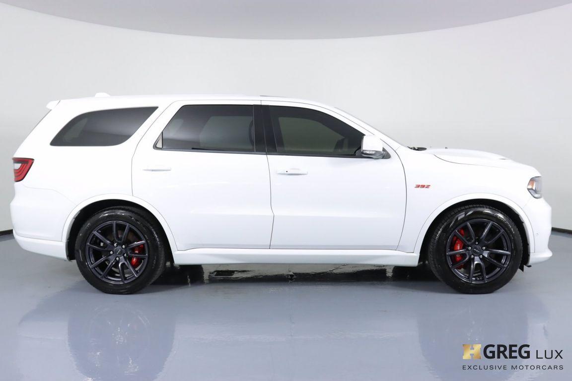 2018 Dodge Durango SRT #10